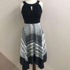 Melrose Handkerchief dress size 10